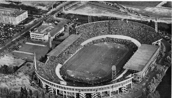 Olympisch Stadion 1928 - Plaats van herinnering