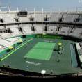 Olympisch tennisstadion Rio